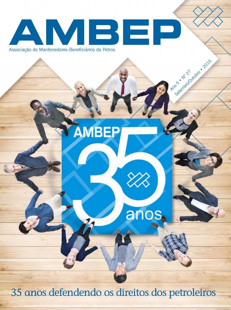 capa revista 27